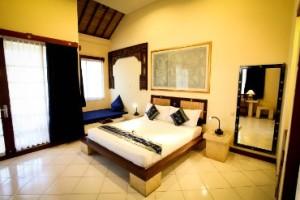 Superior Room Inside Bed