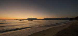 Sunrise from Beach