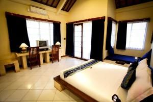 Suprior Room Bed
