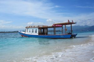 Divers Boat
