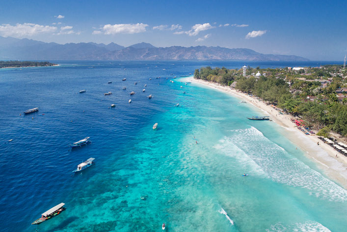 Resort page gili trawangan villa almarik - Lombok dive resort ...