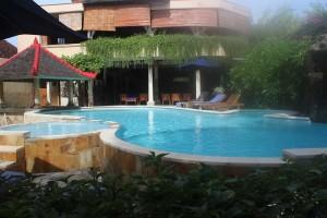 New Swimming pool Almarik Villa