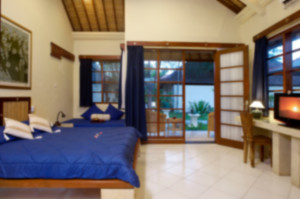 Bed Suprior Room