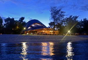 Beach Restaurant atmosphere