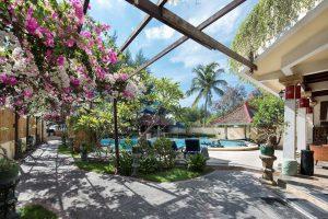 Hotel Facade Lobby Pool