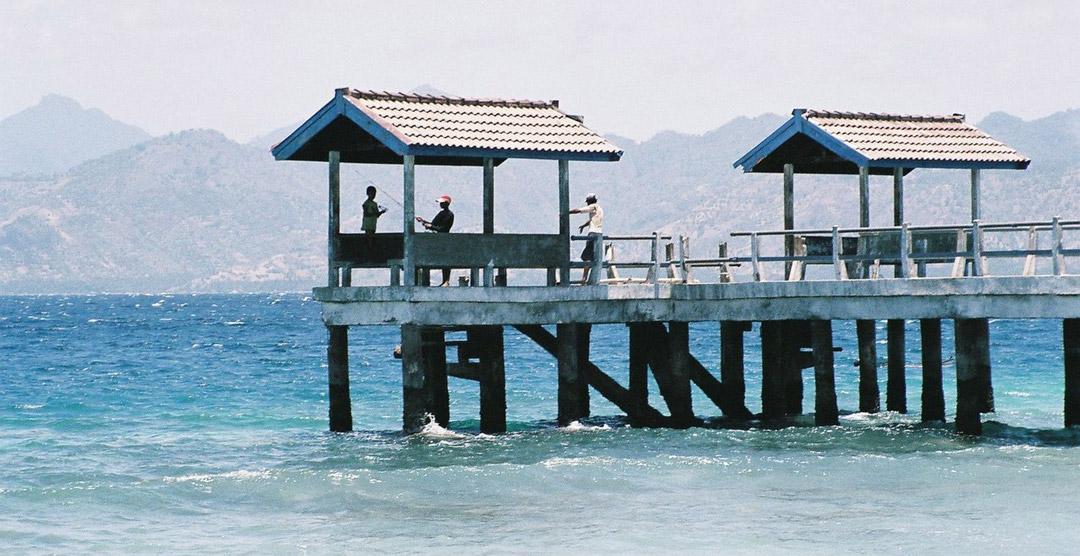 lombok port