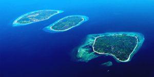 Dive Site Gili Island