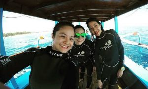 Diving Gili Terawangan