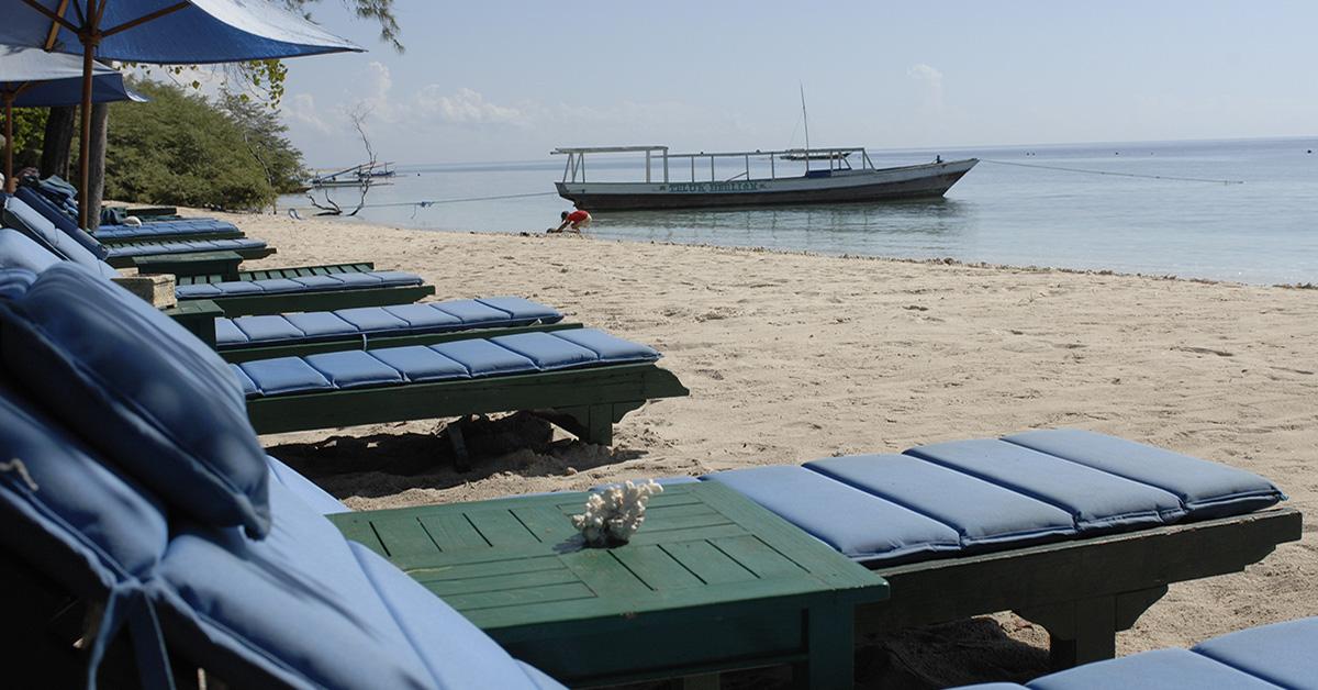 Villa Almarik Beach Gili Trawangan