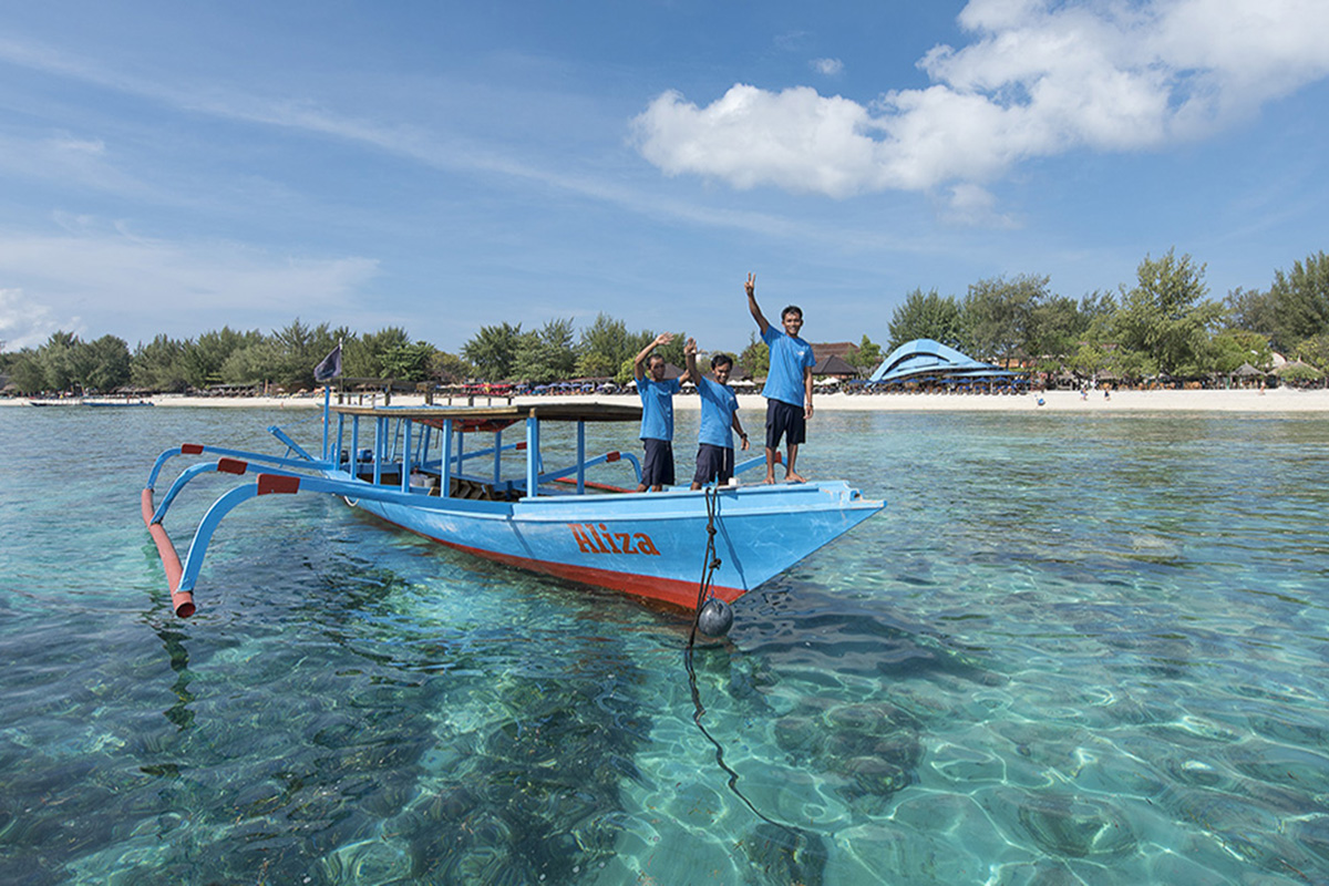 Lombok Airport transfer to Gili Islands
