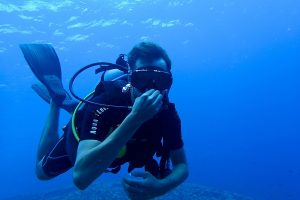 Learning to Dive in the Gili Islands