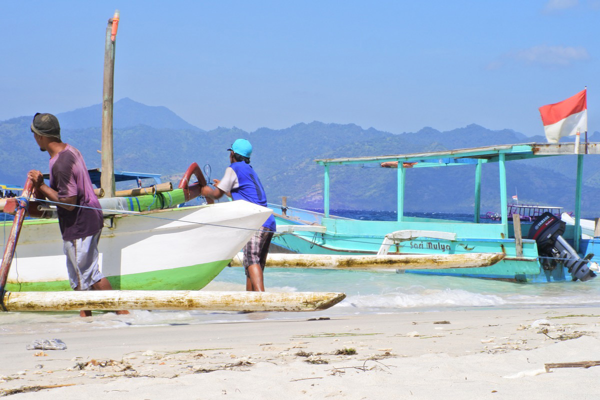 Explore Lombok's Mainland When You Stay on Gili Trawangan