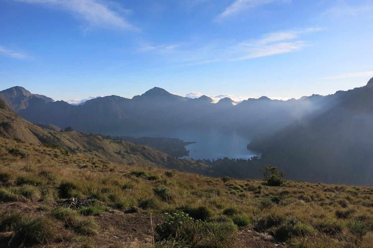 Mount Rinjani Lombok, Indonesia