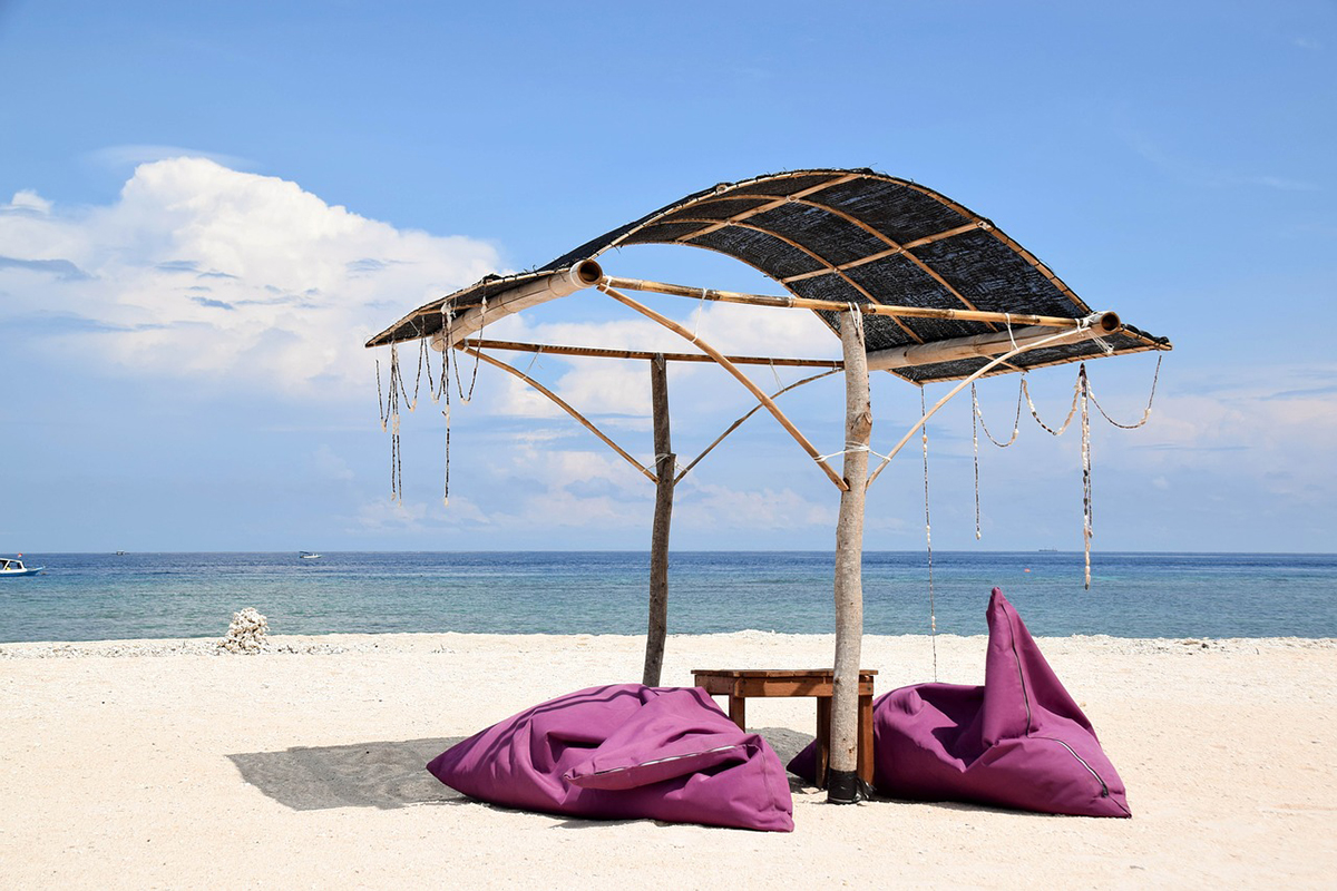 Which is the Best Beach on Gili Trawangan for You? | Villa ...