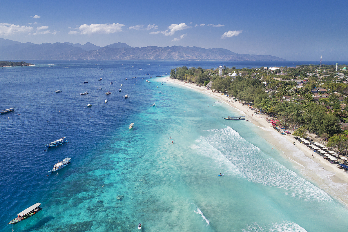 Why You Should Book a Gili Trawangan Family Holiday Now!