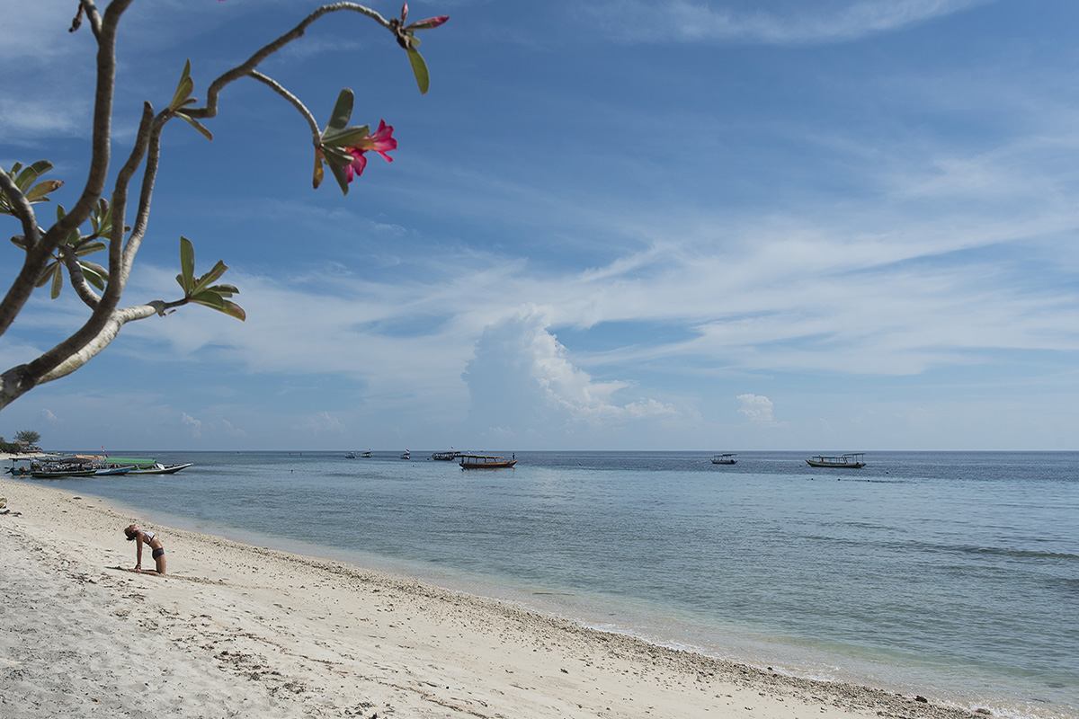 Help the Local Economy While You're on a Tropical Gili Trawangan Getaway