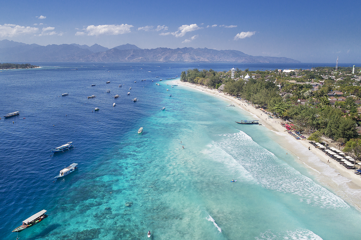 Making Your Trip to Gili Trawangan Eco-Friendly