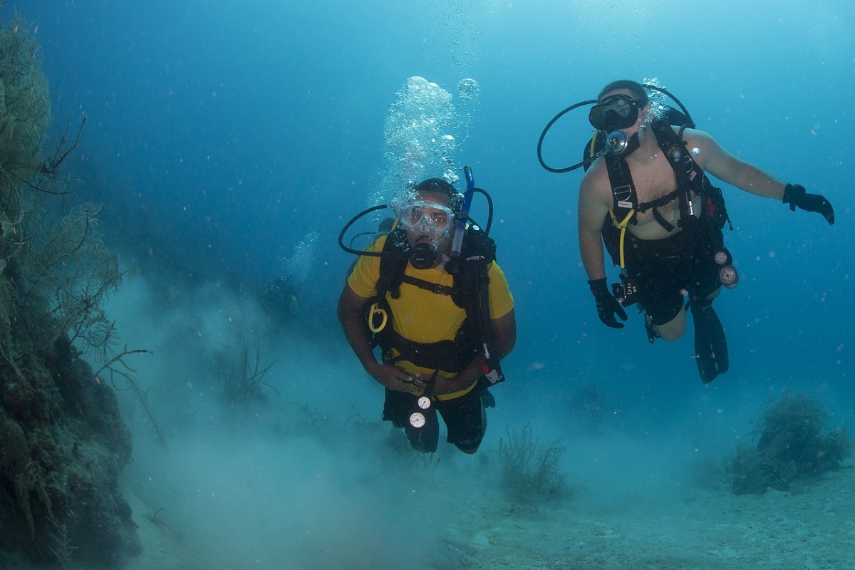 Worried About Scuba Diving? We're Debunking Diving Myths!